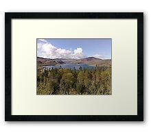 Irish Skyline - Co. Kerry Framed Print