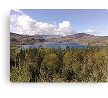 Irish Skyline - Co. Kerry Canvas Print