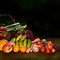 Fruit and Veg  Still life .! by Irene  Burdell