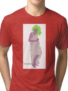 Green Fairy Tri-blend T-Shirt