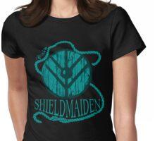 shieldmaiden #6 Womens Fitted T-Shirt