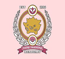 Fairy Training Academy by Vitalitee