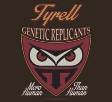 Tyrell Corporation by theycutthepower