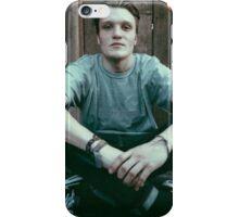 Ben Barlow iPhone Case/Skin