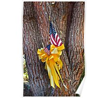 A Yellow Ribbon for Elliot Poster