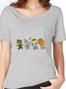 The Wizard of Oz - Snoopy Women's Relaxed Fit T-Shirt