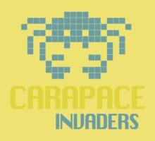 Carapace Invaders Kids Tee