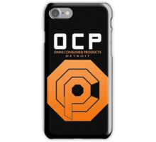 Omni Consumer Products (OCP) iPhone Case/Skin