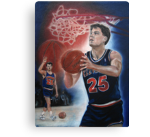 Mark Price Canvas Print