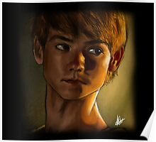 The maze runner - Newt (Thomas brodie sangster) Poster
