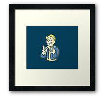 Fallout 4 Pip Boy Framed Print