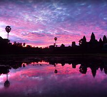 Reflections of Cambodia by Luke Griffin