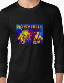 NOISY HILLS  Long Sleeve T-Shirt