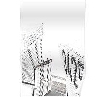 Strandkorb Sylt Poster