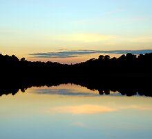 Minimalist Sunset by Paul Gitto