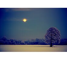 """MOONLIGHT BLISS"" Photographic Print"