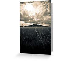 Pegsdon Hills - Bedfordshire | England Greeting Card