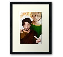 Saint Matthew the Apostle Framed Print
