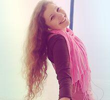Smiley Girl  by Gergana Georgieva