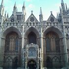 Peterborough Cathedral by RedFoxLou