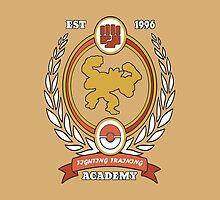 Fighting Training Academy by Vitalitee