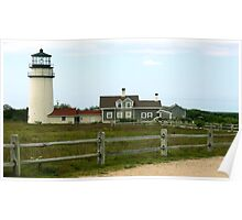 #497    Highlands Lighthouse Poster