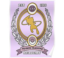 Psychic Training Academy Poster