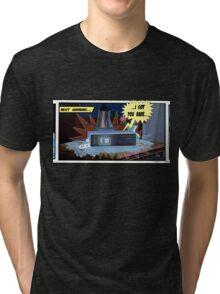 Groundhog Tri-blend T-Shirt