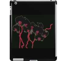Black Orchids iPad Case/Skin