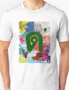"Thai Characters ""ด"" Unisex T-Shirt"