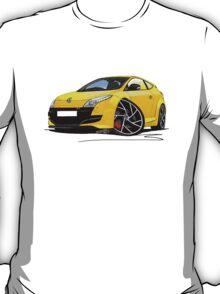 RenaultSport Megane 250 Yellow T-Shirt