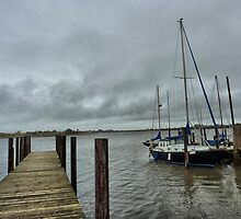 High Tide.  by Lilian Marshall