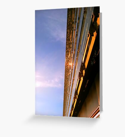 Corporate Reflections Greeting Card