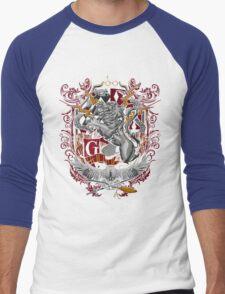 Gryffindor Crest Men's Baseball ¾ T-Shirt