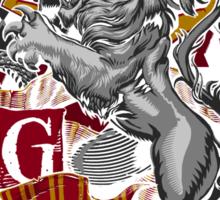 Gryffindor Crest Sticker