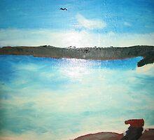 La Joilla Beach by vanessb1993