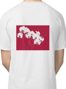 Red Orchids Classic T-Shirt