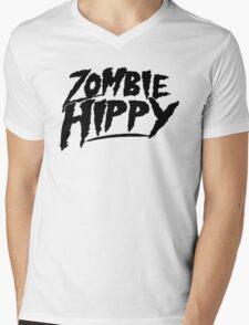 ZombieHIPPY • Hogan (Black) Mens V-Neck T-Shirt