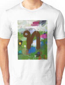 "Thai Characters ""ท"" Unisex T-Shirt"