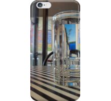 IN THE CAFE iPhone Case/Skin