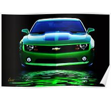 Chevy Camero Poster