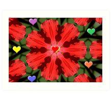 Be Mine Valentine! Art Print