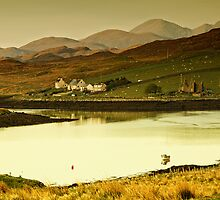 Hebridean Dawning by Kasia-D