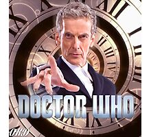 Doctor Who - Twelfth Doctor Photographic Print