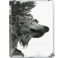 Alert dog iPad Case/Skin