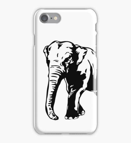 Asia Elephant iPhone Case/Skin