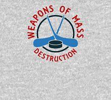 Hockey Weapons of Mass Destruction  Unisex T-Shirt