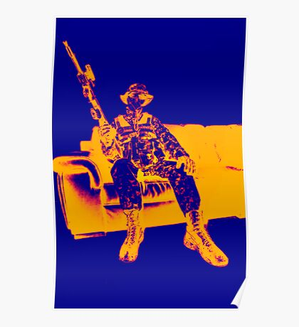 Boy Soldier 2 Poster