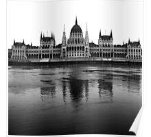 Parliament, Budapest Poster