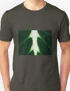 The Heart of a Luminous Leaf T-Shirt
